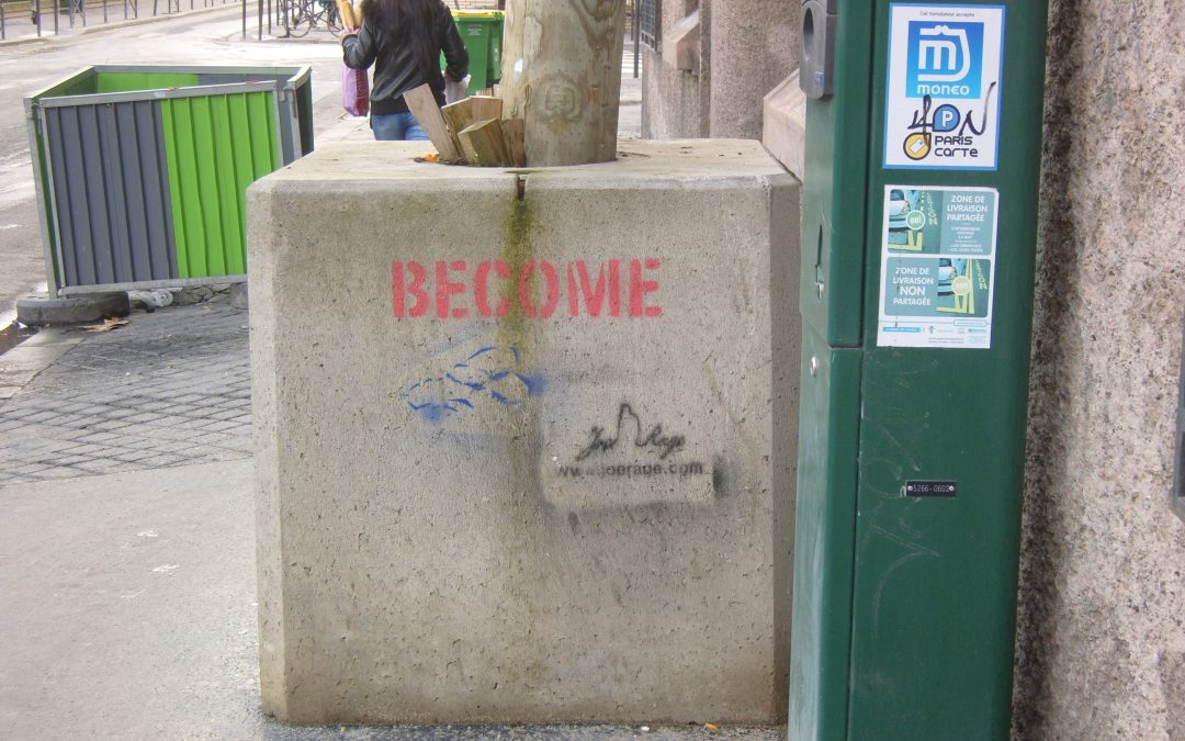 Become: An Intriguing Word