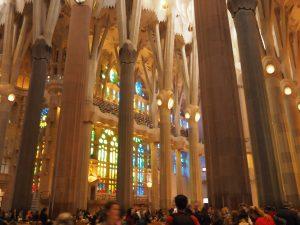 Barcelona Gaudi Sagrada Familia