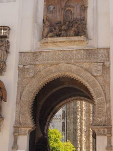 Seville Spain Moorish